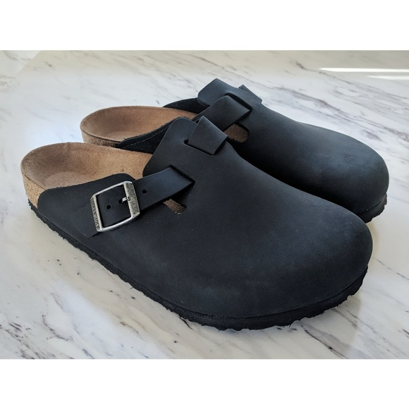 1244d7226d07 Birkenstock Shoes - •Birkenstock• NWOT Boston Oiled Leather
